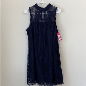 New Navy Blue Dress